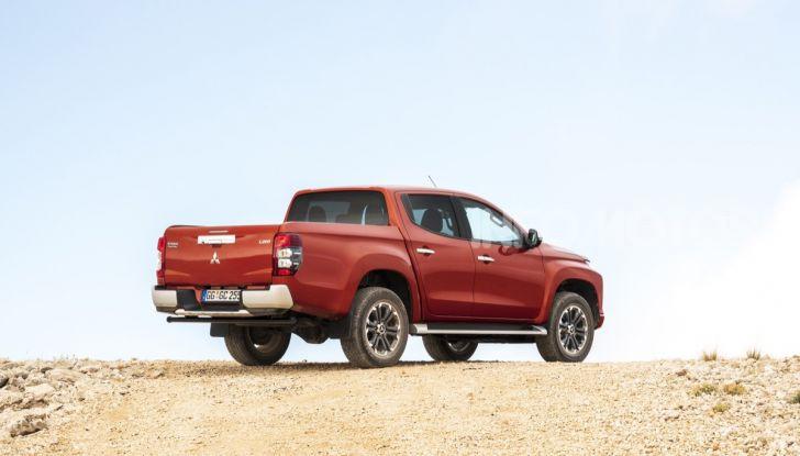 Prova nuovo Mitsubishi L200 2020: il pickup solido come la roccia! - Foto 34 di 44