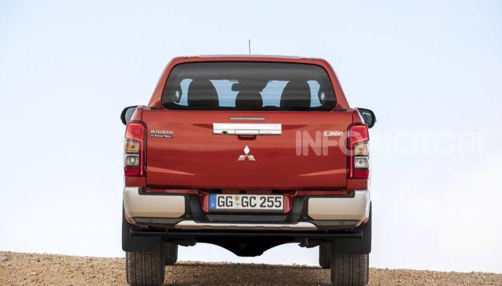 Prova nuovo Mitsubishi L200 2020: il pickup solido come la roccia! - Foto 35 di 44