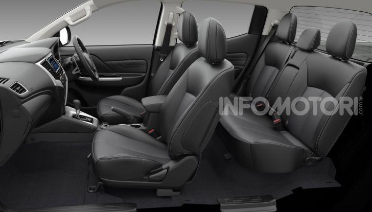 Prova nuovo Mitsubishi L200 2020: il pickup solido come la roccia! - Foto 39 di 44