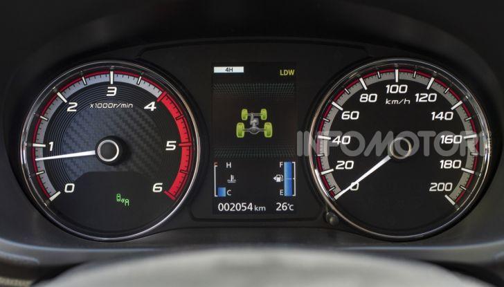 Prova nuovo Mitsubishi L200 2020: il pickup solido come la roccia! - Foto 41 di 44
