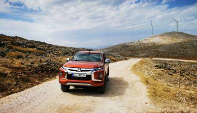 Prova nuovo Mitsubishi L200 2020: il pickup solido come la roccia!