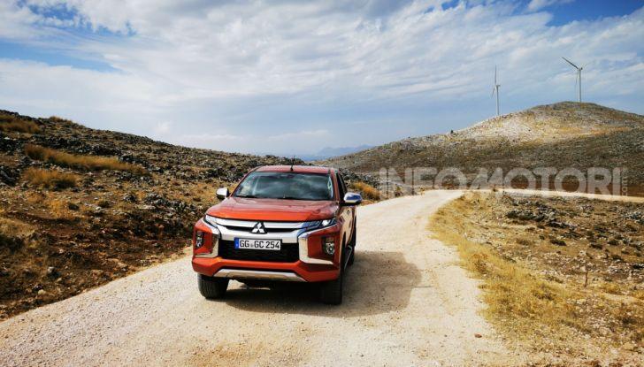 Prova nuovo Mitsubishi L200 2020: il pickup solido come la roccia! - Foto 5 di 44