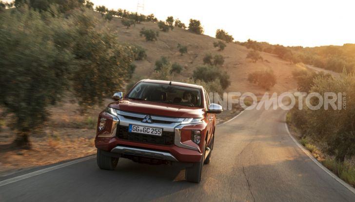 Prova nuovo Mitsubishi L200 2020: il pickup solido come la roccia! - Foto 14 di 44