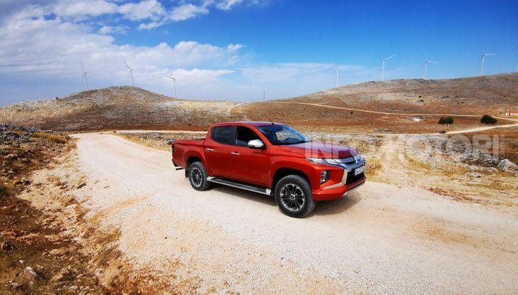 Prova nuovo Mitsubishi L200 2020: il pickup solido come la roccia! - Foto 9 di 44