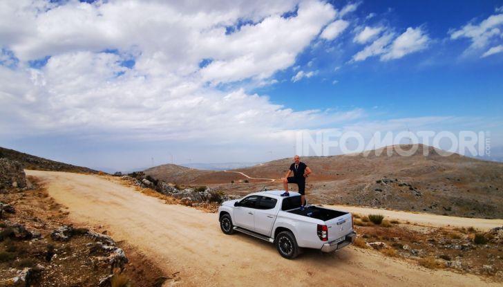 Prova nuovo Mitsubishi L200 2020: il pickup solido come la roccia! - Foto 7 di 44