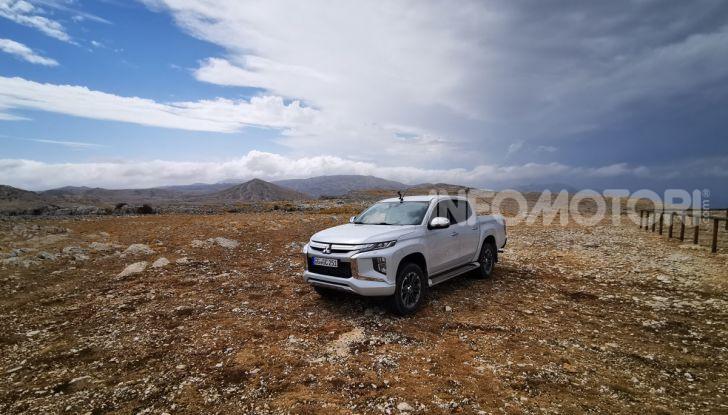 Prova nuovo Mitsubishi L200 2020: il pickup solido come la roccia! - Foto 8 di 44