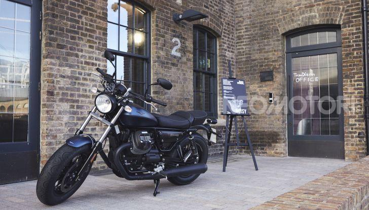 Moto Guzzi protagonista al London Design Festival 2019 - Foto 1 di 4