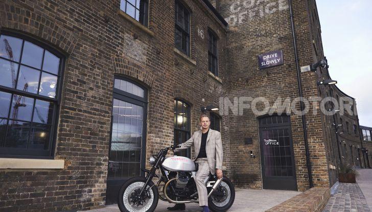 Moto Guzzi protagonista al London Design Festival 2019 - Foto 2 di 4