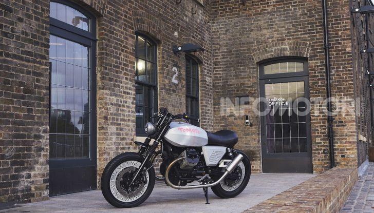 Moto Guzzi protagonista al London Design Festival 2019 - Foto 3 di 4