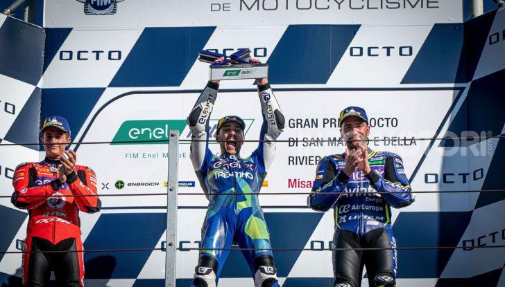 Due giorni in Moto E: Energica ed Enel X per il lato elettrico della MotoGP - Foto 1 di 41