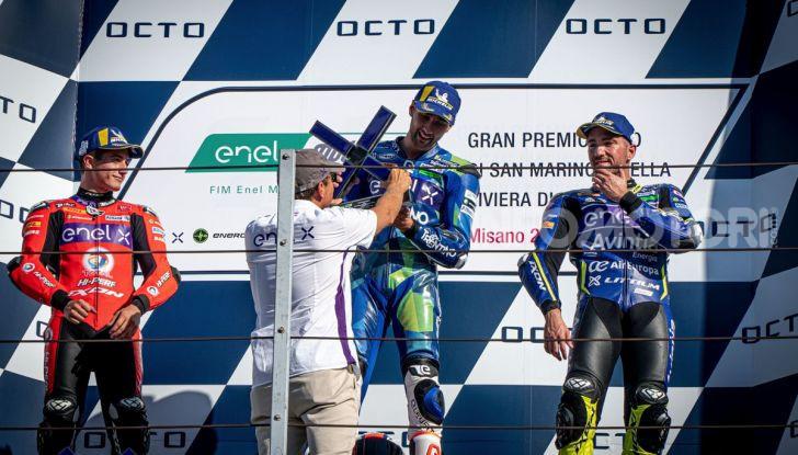 Due giorni in Moto E: Energica ed Enel X per il lato elettrico della MotoGP - Foto 13 di 41