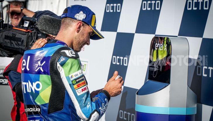 Due giorni in Moto E: Energica ed Enel X per il lato elettrico della MotoGP - Foto 14 di 41