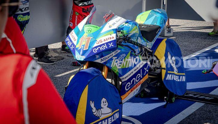 Due giorni in Moto E: Energica ed Enel X per il lato elettrico della MotoGP - Foto 18 di 41
