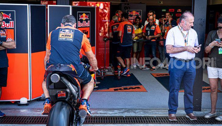 Due giorni in Moto E: Energica ed Enel X per il lato elettrico della MotoGP - Foto 24 di 41