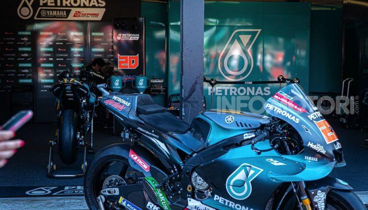 Due giorni in Moto E: Energica ed Enel X per il lato elettrico della MotoGP - Foto 29 di 41