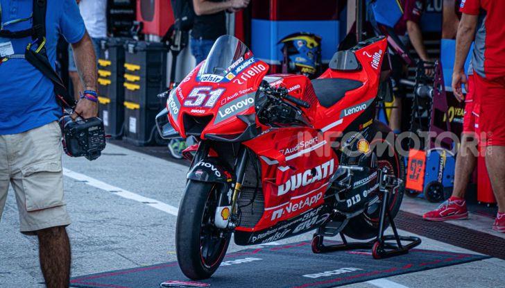 Due giorni in Moto E: Energica ed Enel X per il lato elettrico della MotoGP - Foto 32 di 41