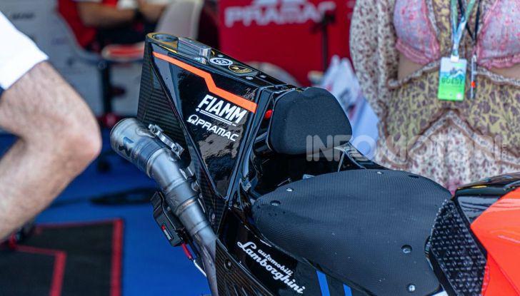 Due giorni in Moto E: Energica ed Enel X per il lato elettrico della MotoGP - Foto 33 di 41