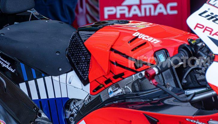 Due giorni in Moto E: Energica ed Enel X per il lato elettrico della MotoGP - Foto 34 di 41