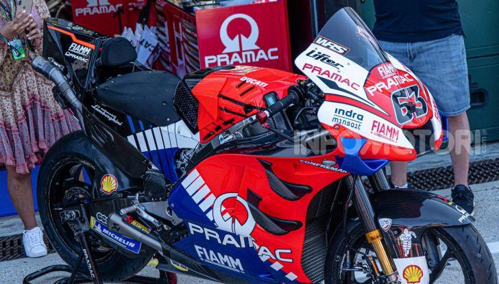 Due giorni in Moto E: Energica ed Enel X per il lato elettrico della MotoGP - Foto 35 di 41