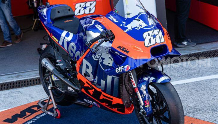 Due giorni in Moto E: Energica ed Enel X per il lato elettrico della MotoGP - Foto 39 di 41