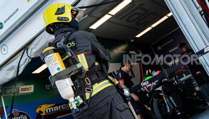 Due giorni in Moto E: Energica ed Enel X per il lato elettrico della MotoGP - Foto 4 di 41