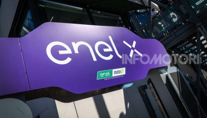 Due giorni in Moto E: Energica ed Enel X per il lato elettrico della MotoGP - Foto 40 di 41