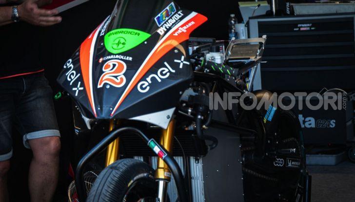 Due giorni in Moto E: Energica ed Enel X per il lato elettrico della MotoGP - Foto 5 di 41