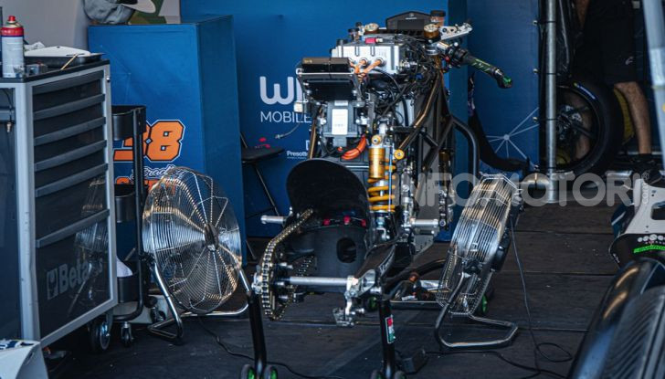 Due giorni in Moto E: Energica ed Enel X per il lato elettrico della MotoGP - Foto 8 di 41