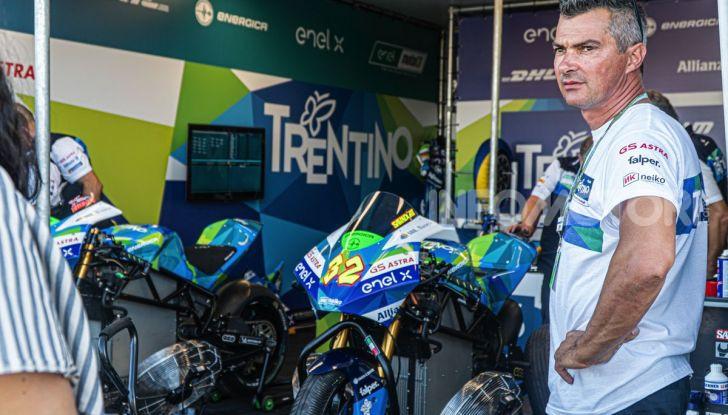 Due giorni in Moto E: Energica ed Enel X per il lato elettrico della MotoGP - Foto 9 di 41