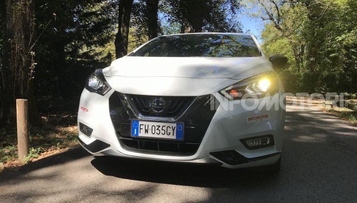 Nissan Micra N-Sport prova su strada e prestazioni - Foto 14 di 29