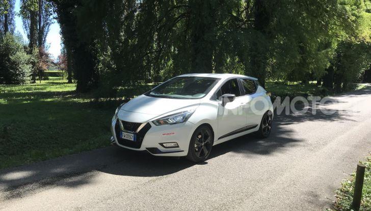 Nissan Micra N-Sport prova su strada e prestazioni - Foto 16 di 29