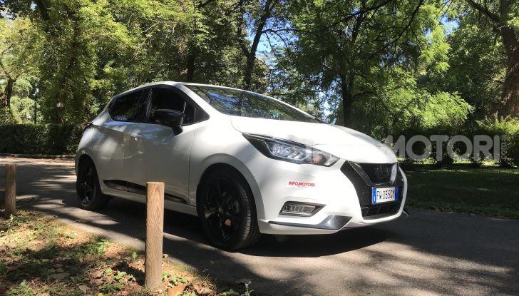 Nissan Micra N-Sport prova su strada e prestazioni - Foto 5 di 29