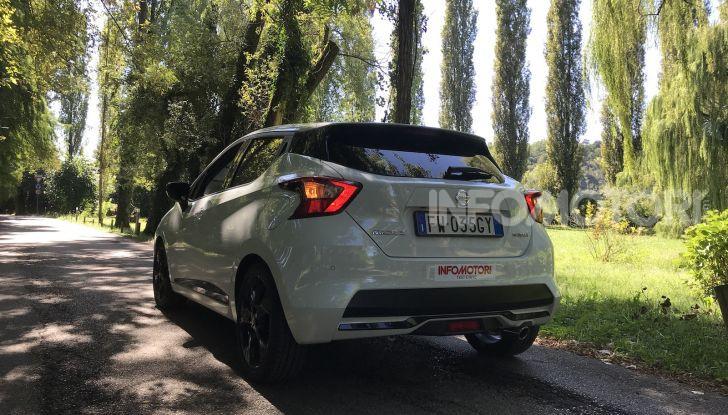 Nissan Micra N-Sport prova su strada e prestazioni - Foto 19 di 29