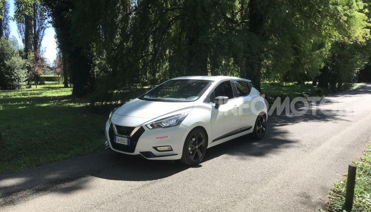 Nissan Micra N-Sport prova su strada e prestazioni - Foto 3 di 29