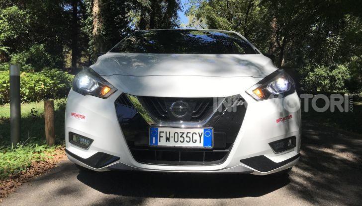 Nissan Micra N-Sport prova su strada e prestazioni - Foto 2 di 29