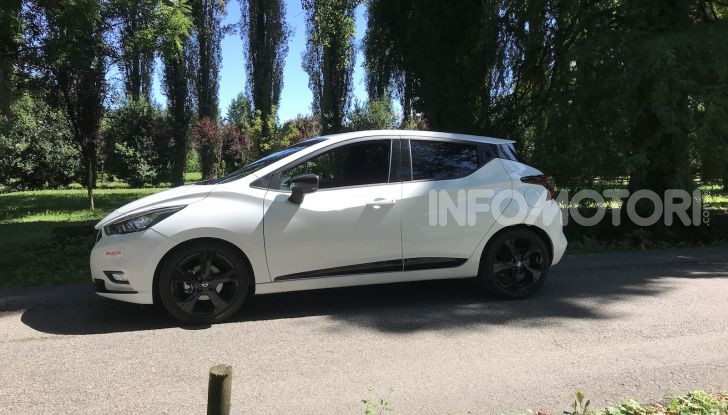 Nissan Micra N-Sport prova su strada e prestazioni - Foto 23 di 29