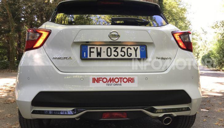 Nissan Micra N-Sport prova su strada e prestazioni - Foto 4 di 29