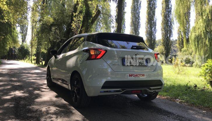 Nissan Micra N-Sport prova su strada e prestazioni - Foto 25 di 29