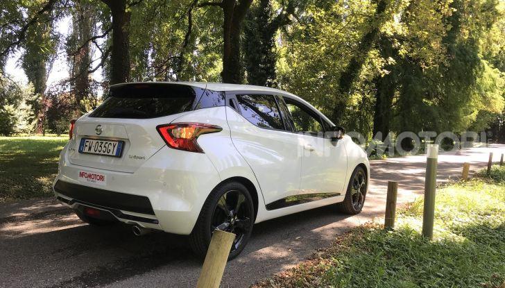 Nissan Micra N-Sport prova su strada e prestazioni - Foto 26 di 29