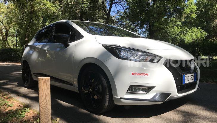 Nissan Micra N-Sport prova su strada e prestazioni - Foto 28 di 29