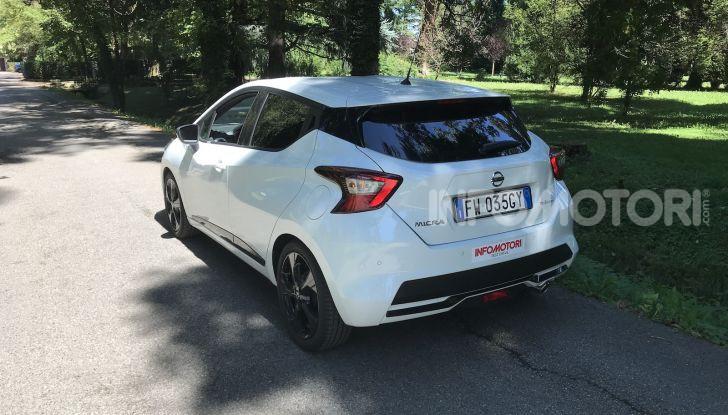 Nissan Micra N-Sport prova su strada e prestazioni - Foto 7 di 29