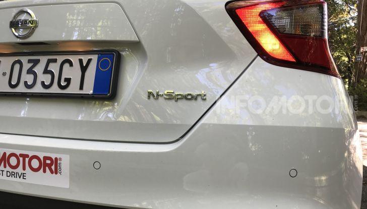 Nissan Micra N-Sport prova su strada e prestazioni - Foto 11 di 29