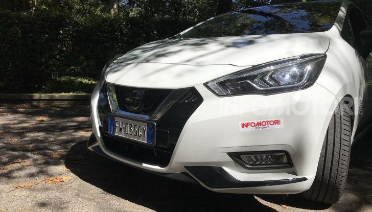 Nissan Micra N-Sport prova su strada e prestazioni - Foto 12 di 29