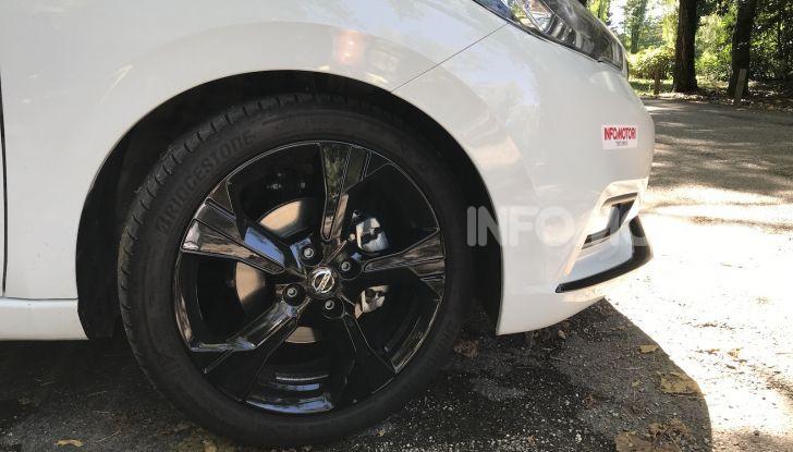 Nissan Micra N-Sport prova su strada e prestazioni - Foto 13 di 29