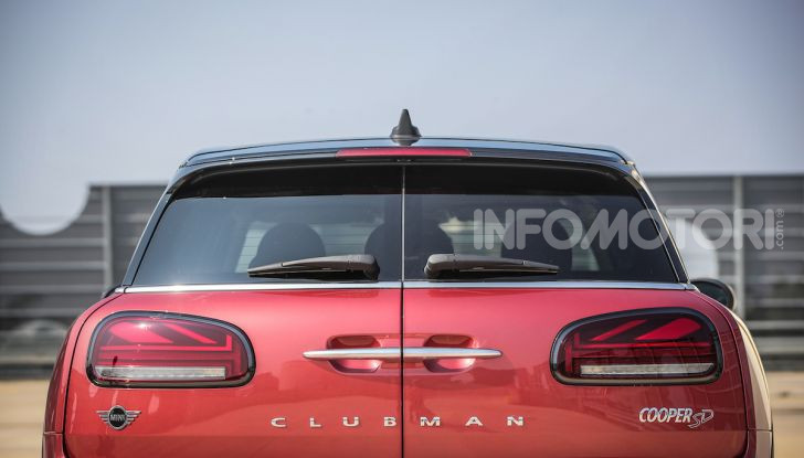 Nuova Mini Clubman: stile, eleganza e tanta sostanza - Foto 18 di 28