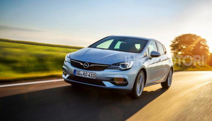 [VIDEO] Opel Astra 2019, prova su strada: nuovi motori, restyling e tecnologia - Foto 30 di 30