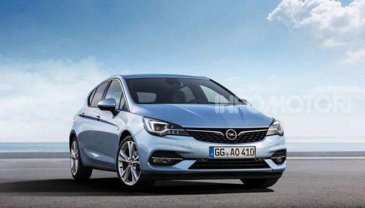 [VIDEO] Opel Astra 2019, prova su strada: nuovi motori, restyling e tecnologia - Foto 4 di 30