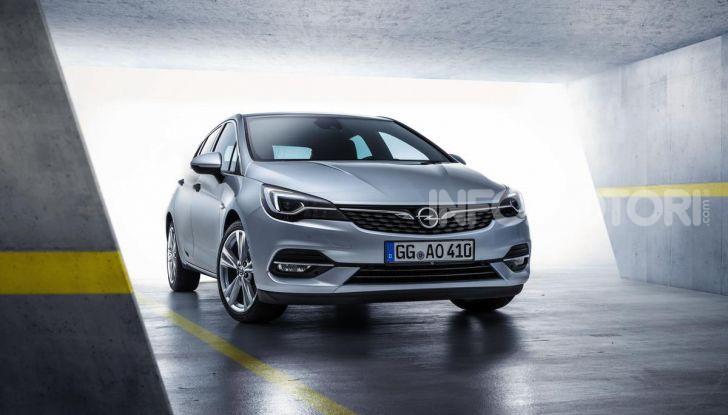 [VIDEO] Opel Astra 2019, prova su strada: nuovi motori, restyling e tecnologia - Foto 20 di 30