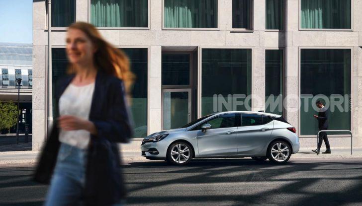 [VIDEO] Opel Astra 2019, prova su strada: nuovi motori, restyling e tecnologia - Foto 18 di 30