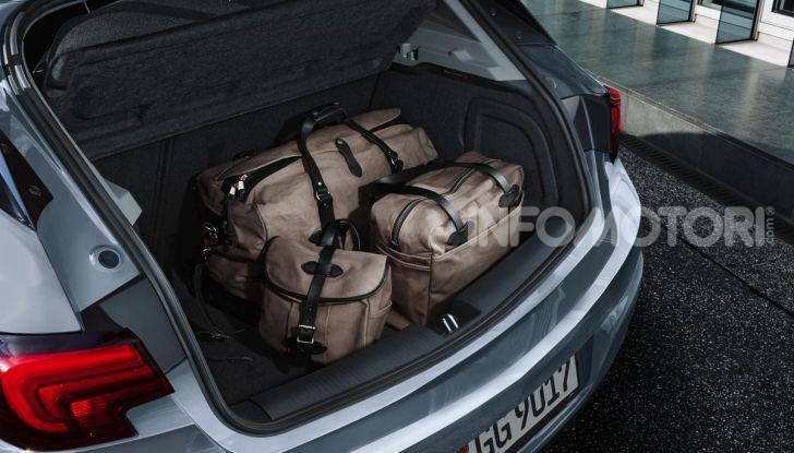 [VIDEO] Opel Astra 2019, prova su strada: nuovi motori, restyling e tecnologia - Foto 16 di 30